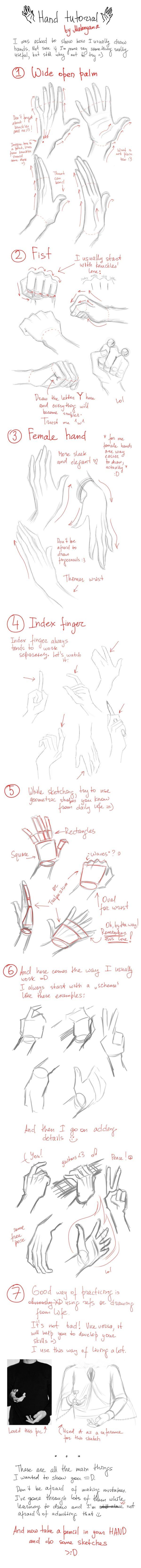 Hands......