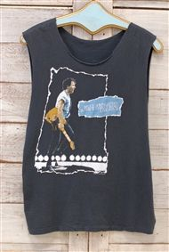 BRUCE SPRINGSTEEN Tour Dates 1986 Tank