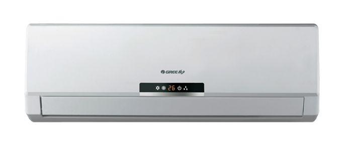 Thermopompe murale Cozy - GREE  – Efficacité énergétique jusqu'à SEER 22. – Disponible en 9000, 12000, 18000, 24000, 30000 et 36000 BTU.