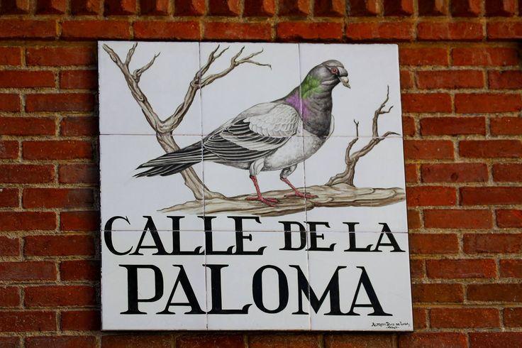 Calle De La Paloma (Madrid)