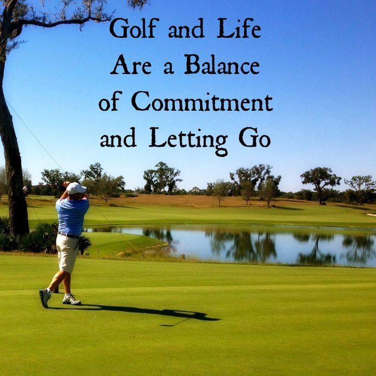 The Simple Truth About Golf.