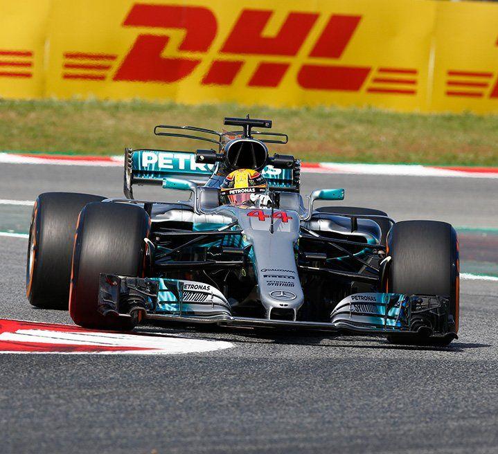F1, Qualifiche Gp Di Spagna: Pole Da Record Per Hamilton, Vettel 2°