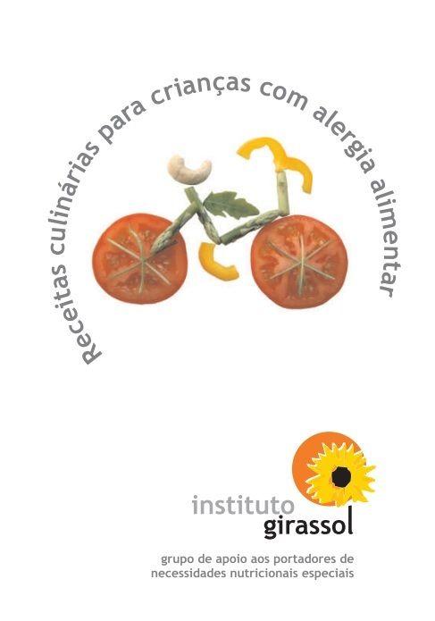 Resultado de imagem para receitas alergia alimentar