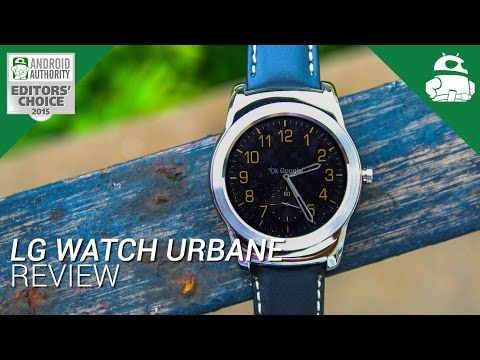 LG Watch Urbane Review! - YouTube