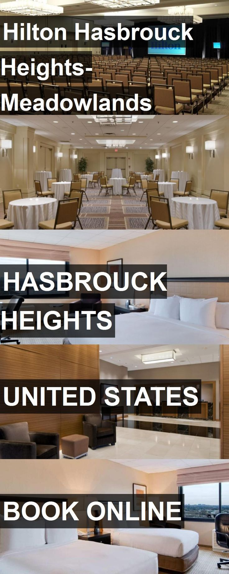 Hotel Hilton Hasbrouck Heights-Meadowlands in Hasbrouck Heights, United States. For more information, photos, reviews and best prices please follow the link. #UnitedStates #HasbrouckHeights #travel #vacation #hotel
