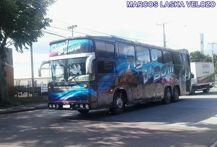 ÔNIBUSLÂNDIA: Ônibus Rodoviário NIELSON Diplomata 380 Sobre o Ch...