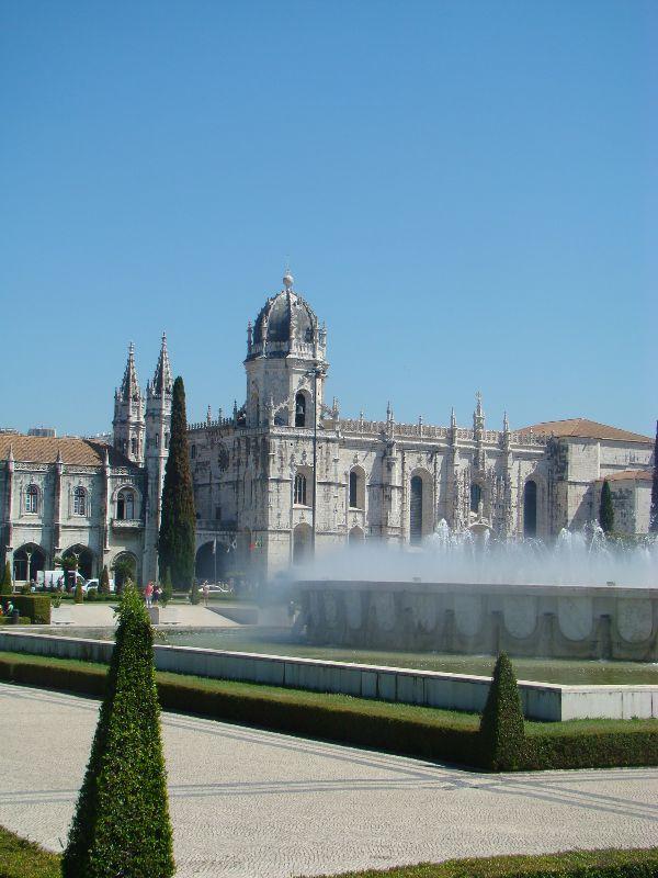 Quartier de Belém Lisbonne - DR Melle Bon Plan