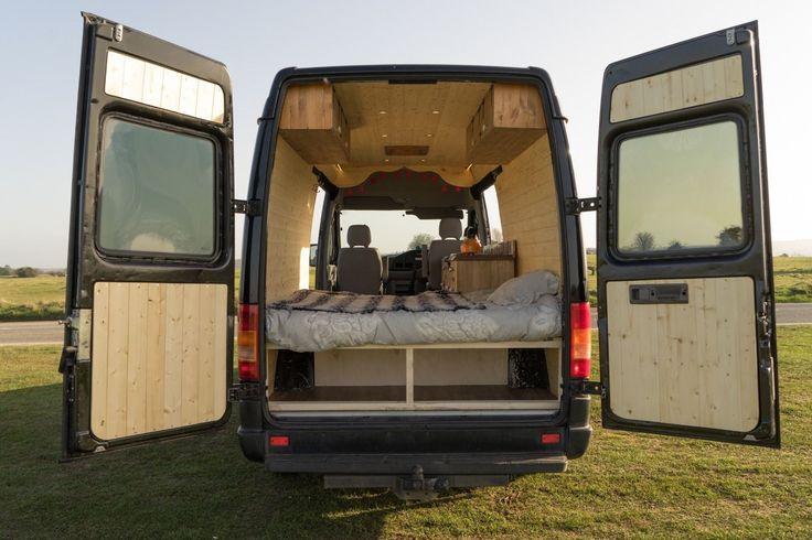 VW LT 35, unique handcrafted conversion, genuine 38k miles! | eBay