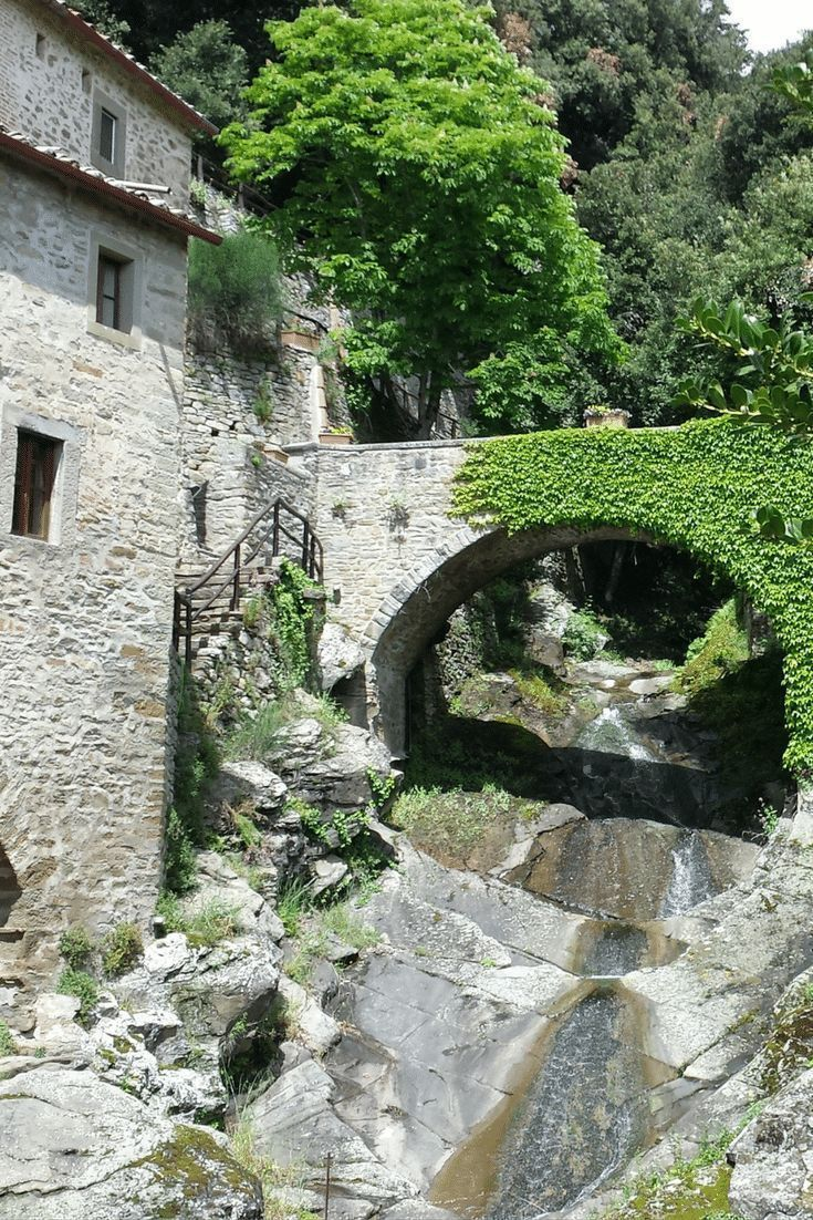 Le Celle, Cortona. Add this to your itinerary when visiting Cortona.