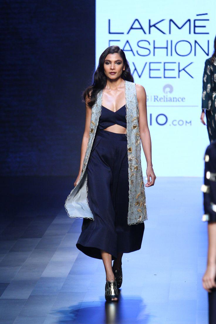 Payal Singhal at Lakme Fashion Week Summer 2017