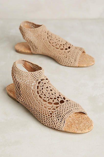 Adige Sandals - anthropologie.com $128