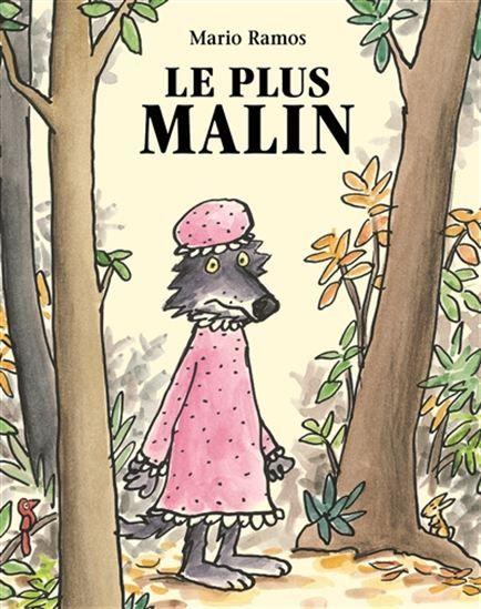Inspirée du conte Le Petit Chaperon rouge, cette histoire met en scène le loup, qui se pense très futé et laisse passer près de lui tous les personnages des contes de fées qu'il a l'habitude de dévorer.