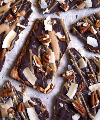 These Chocolate-Covered Matzo Recipes Will Make You Forget All About Cake | The unleavened cracker has never tasted this good.