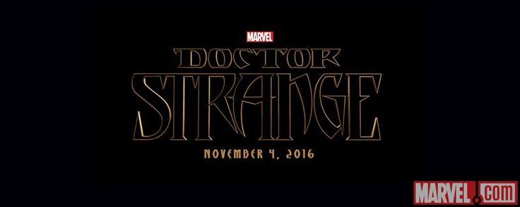 Marvel's Doctor Strange Logo