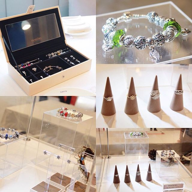 Live shots of the Pandora AW15 Fascinating Olive CZ charm - by Artemis  Fashion Gallery