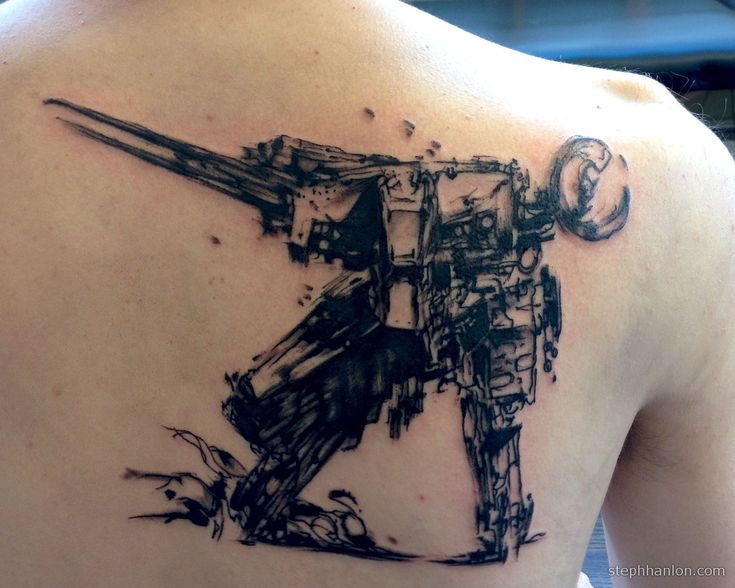 Metal Gear Solid Concept Drawing | Tattoo | Pinterest ...