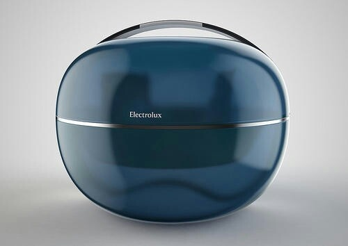 Electrolux future tech Product Design #productdesign