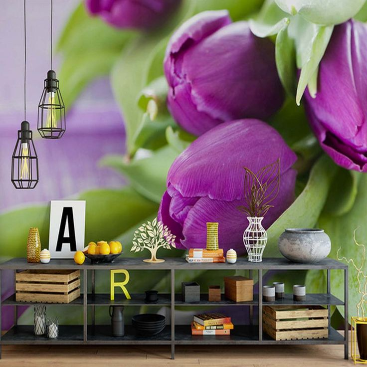 Find More Wallpapers Information about 3d nature wallpapers floral wallpaper non woven photo print wallpaper living room purple flower wallpapers murais de parede 3d,High Quality murais de parede 3d,China de parede Suppliers, Cheap murais de parede from JR Wall Art Store on Aliexpress.com