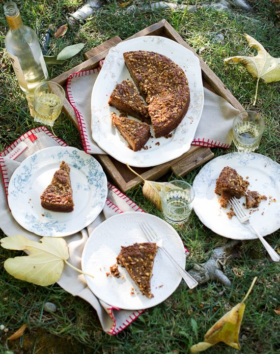 Apple Spiced Coffee Cake by @Todd Perry & Diane (White On Rice Couple)