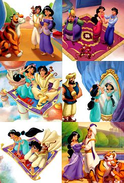 Happily Ever After? - Aladdin