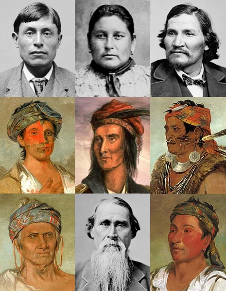 The shawnee tribe