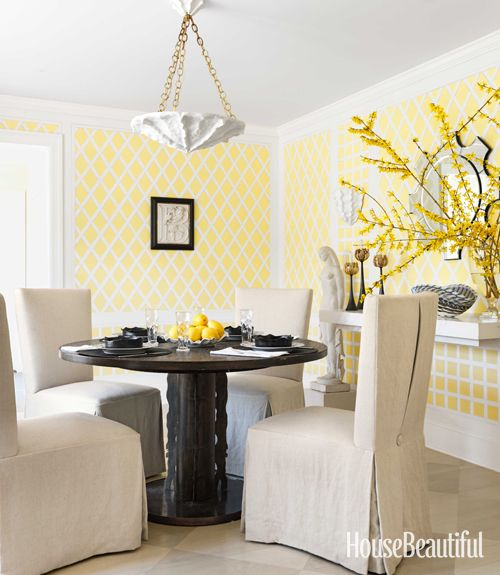 Bright Color Decorating Ideas