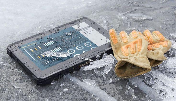 Dell Latitude 12 Rugged Tablet, diseñada para lo extremo