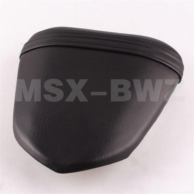 For Yamaha R6 08 - 14 Motocycle Rear Passenger Seat Cushion Pillion Fits YZF R6 2008 2009 2010 2014 Black