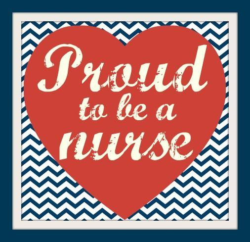 Happy Nurses Week!! Proud to be a nurse. Proud to be an RN. #nurse #nursesweek #quote