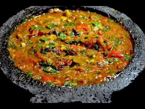 La mejor salsa que vas a comer en tu vida. - YouTube