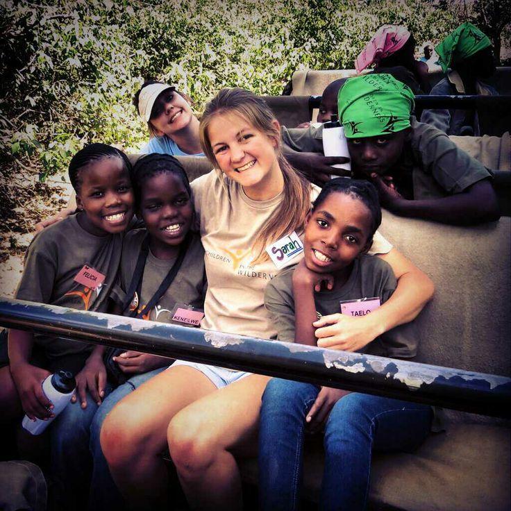 Limpopo Valley CITW Camp at Mashatu Game Reserve