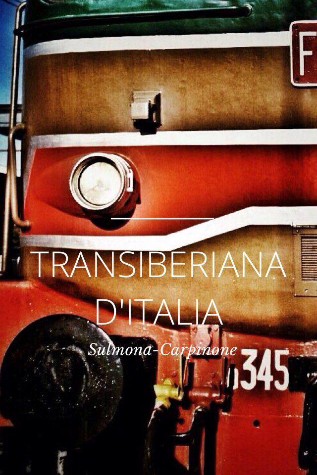 Check out my story on Steller of #transiberianaditalia #nonperdiamoquestotreno #destinazionemolise #molise #abruzzo