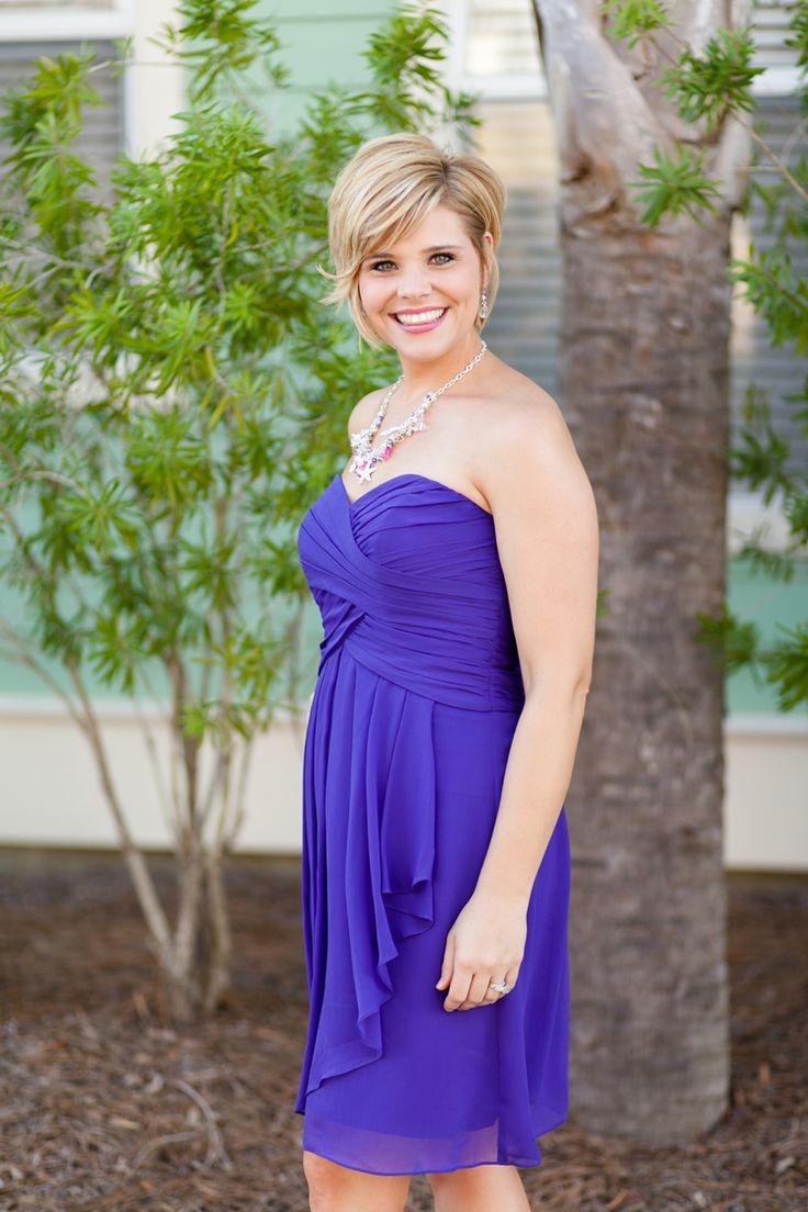 15 best Bridesmaids images on Pinterest | Wedding frocks, Bridesmade ...