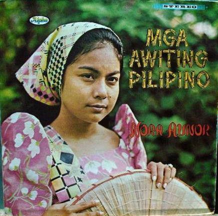 Nora Aunor -Mga Awiting Pilipino 1972