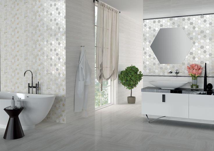 Luxus - коллекция керамической плитки фабрики MEI