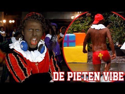 Party Piet Pablo - De Pieten Vibe - De Sinterklaashit van 2014
