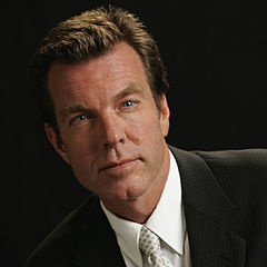 Peter Bergman as Jack Abbott - son of John Abbot - brother of Ashley, Tracy, & Billy - The Young & The Restless