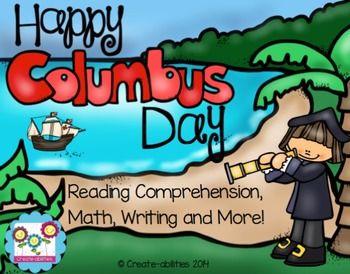 Columbus day essay