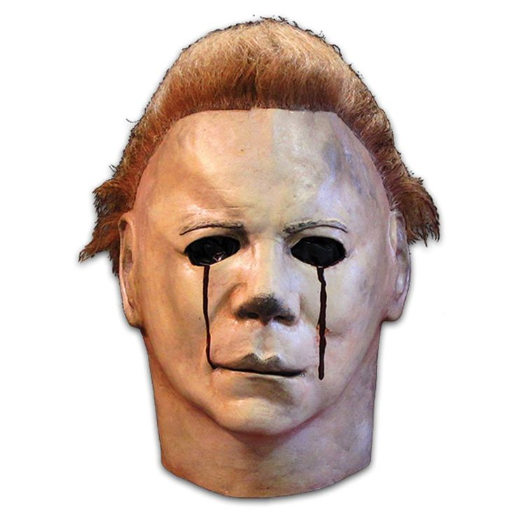 Halloween II Blood Tears Michael Myers Mask – TerrorThreads
