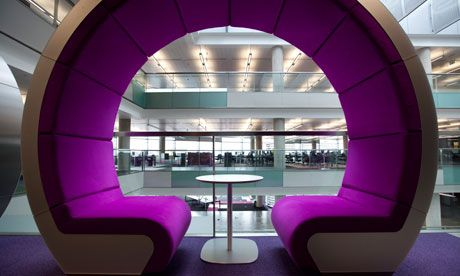 79 best images about inspiring work spaces on pinterest for Interior design agencies manchester