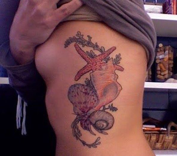 29 best Sea Life Tattoos images on Pinterest | Sea life ...
