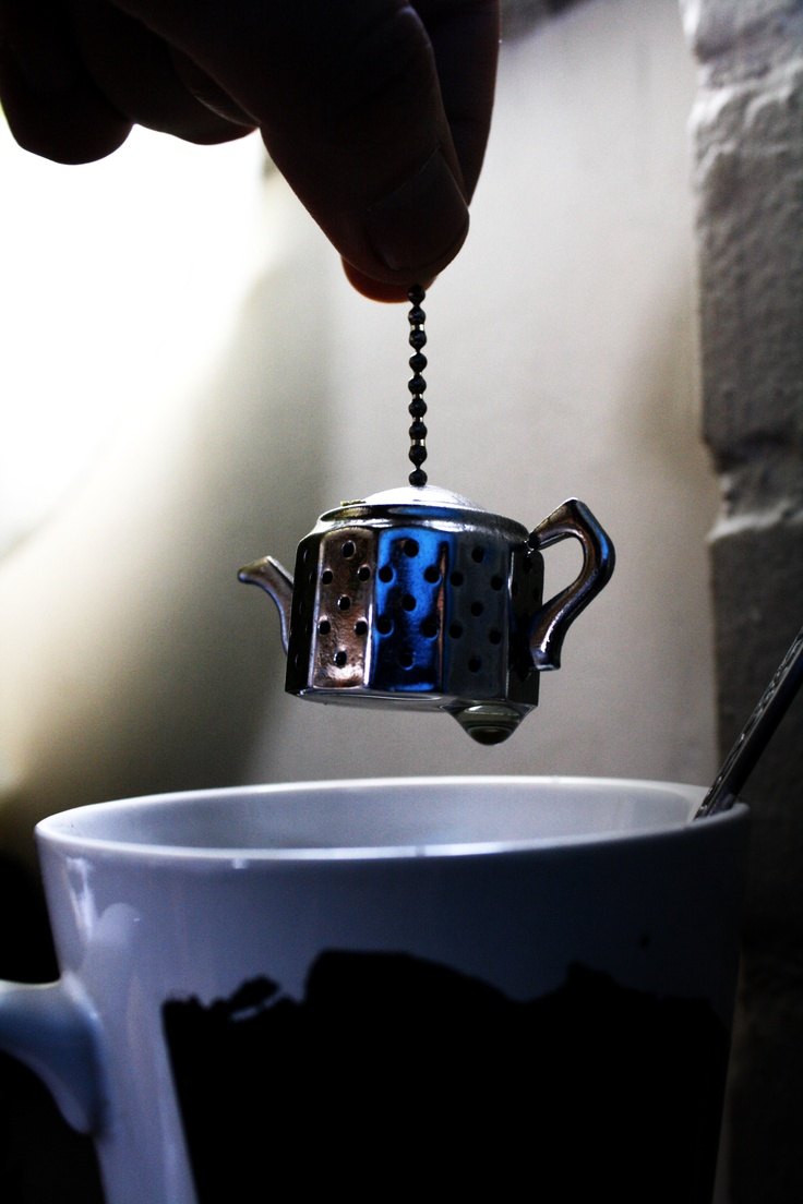 Want a cup of tea?