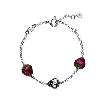 Wimbledon Strawberry Bracelet Links of London