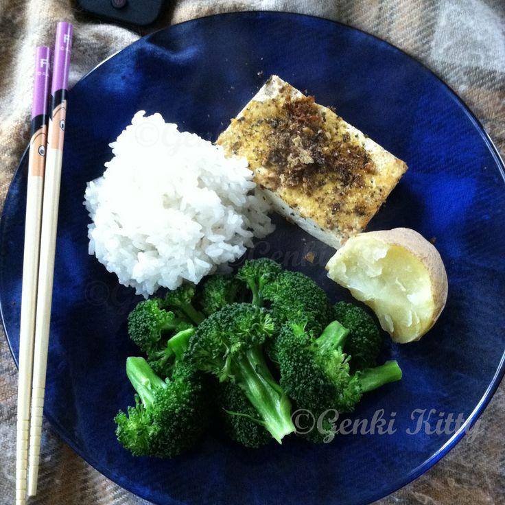 Easy Vegan Tofu Dinner