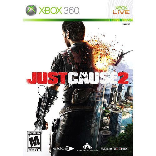 Just Cause 2 (Microsoft Xbox 360, 2010) GAME COMPLETE