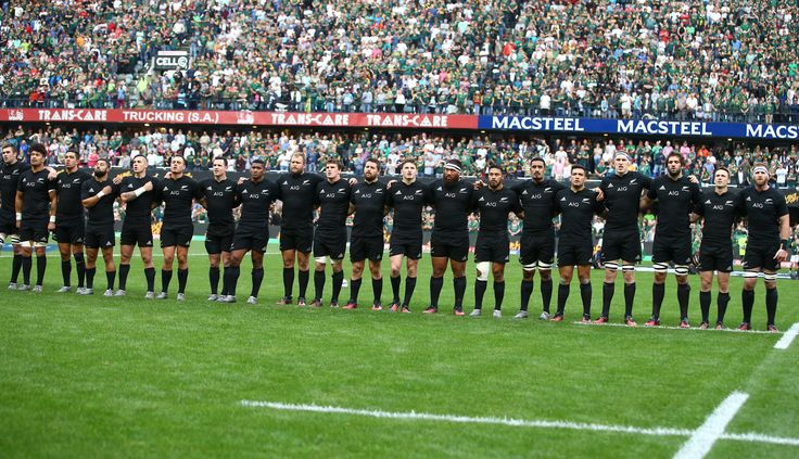 All Blacks Name Team For Final Bledisloe Cup Match