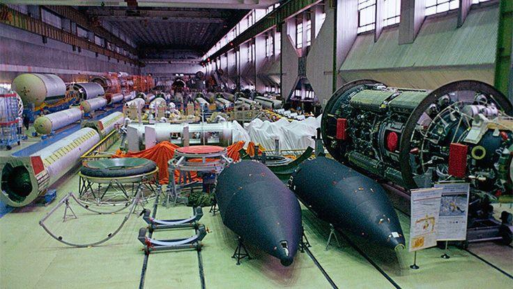 Rusia firma un acuerdo con Irán para crear un sistema cósmico de detección remota