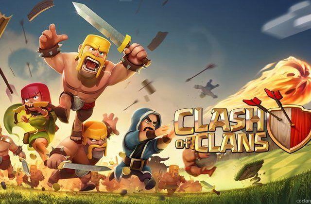 Clash Of Clans V9 434 3 Mod Apk Gemas E Dinheiro Infinito Tudo