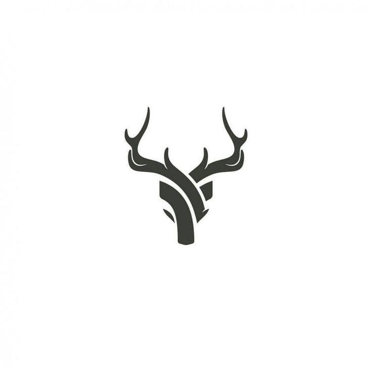 Deer logo design made