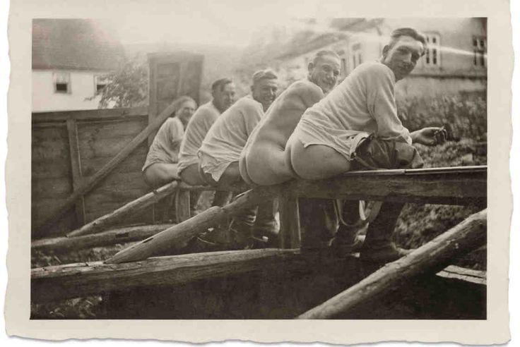 world war ii nude photography
